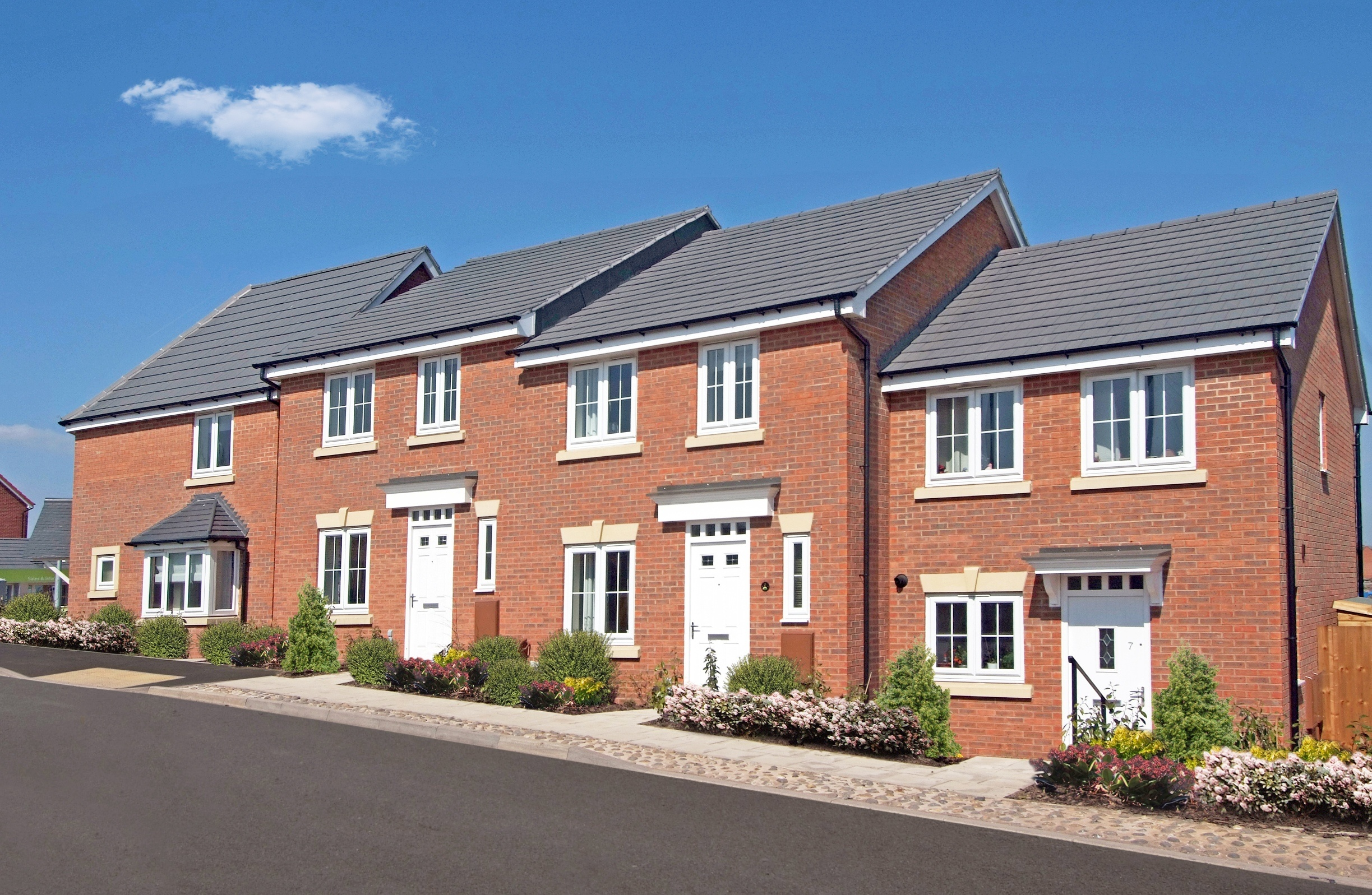 Number of leasehold new build houses soars ahead of government ban